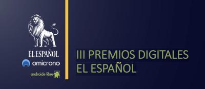 III Premios digitales El Español
