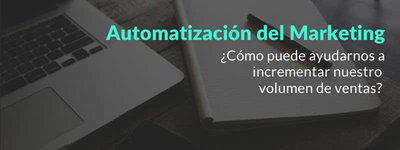 Automatización del Marketing