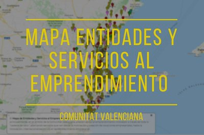 Mapa de entidades