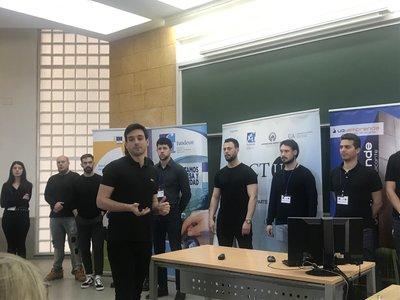 Presentación proyecto Dropi