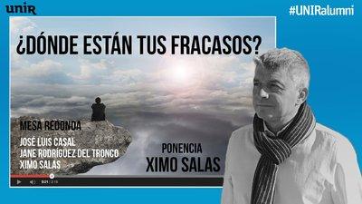 """Presentación del libro """"Dulce Crisis"""" y Ponencia ¿Dónde están tus fracasos? Ximo Salas"""
