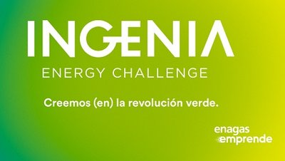 Convocatoria: INGENIA ENERGY CHALLENGE de Enagás