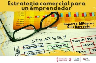 Estrategia comercial para un emprendedor