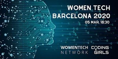 WOMEN TECH BARCELONA 2020
