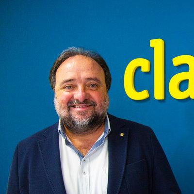 Joaquín Garrido, socio fundador de Clavei