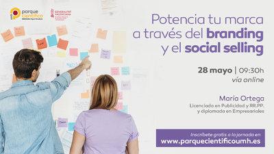 La jornada estará a cargo de María Ortega, directora de Fusionarte Comunicación