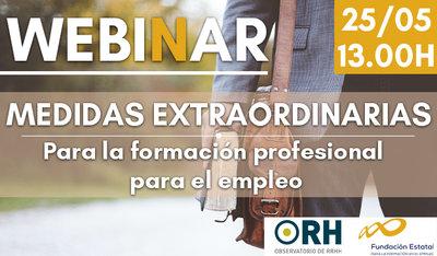 WB: Medidas extraordinarias para la formación profesional para el empleo
