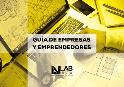 Guía empresas y emprendedores Lab Nucía