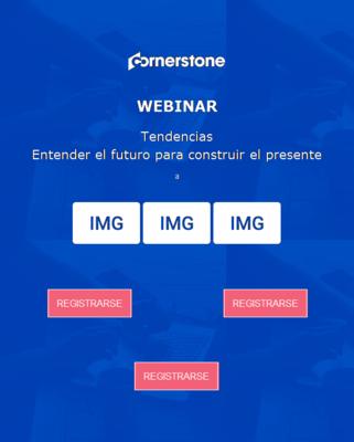 Webinar: Tendencias, entender el futuro para construir el presente