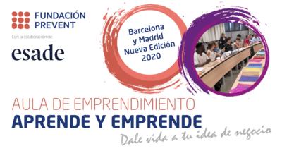 6ª Edición de Aula de Emprendimiento