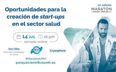 Oportunidades para la creación de start-ups en el sector salud