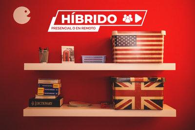 Presentaciones y comunicación en inglés. Formato híbrido