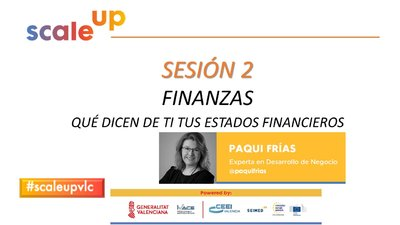 SCALE UP 2020 - SESION 2
