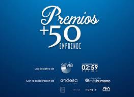 II Edición Premios +50 Emprende