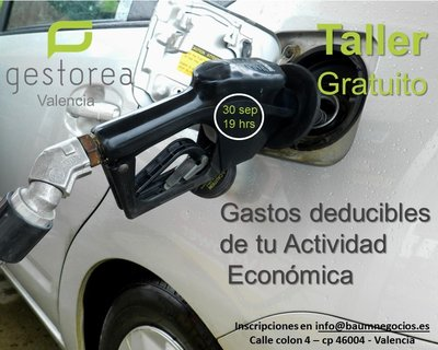 gastos deducibles