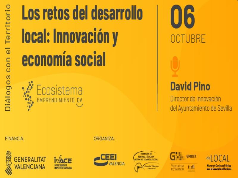 Los retos del desarrollo local: Innovación y economía social