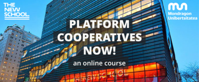 Platform Cooperatives Now - 2ª edición