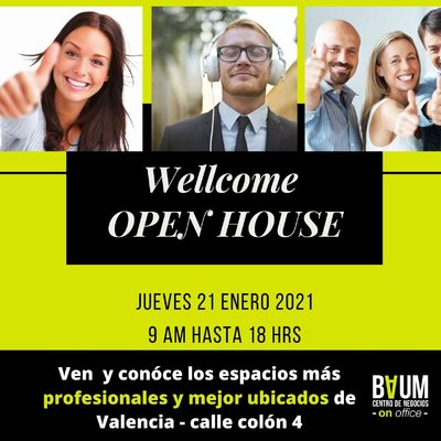 OPEN HOUSE en  BAUM !
