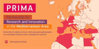 Convocatoria de propuestas 2021 del programa PRIMA