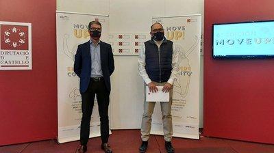 'Move Up! Emprende con éxito' afronta su sexta edición tras impulsar a 122 emprendedores de 33 municipios en cinco años