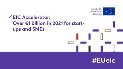 Acelerador del Consejo Europeo de Innovación