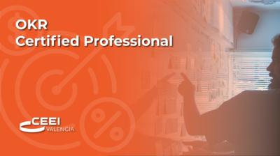 Certificado Profesional OKR