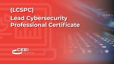 Certificado Profesional Lead Cybersecurity (CPCS)