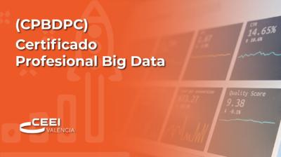 Certificado Profesional Big Data (CPBD)