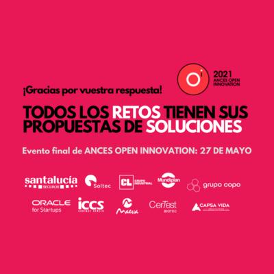 Evento Final Ances Open Innovation 2021