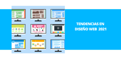 Tendencias en diseño web 2021