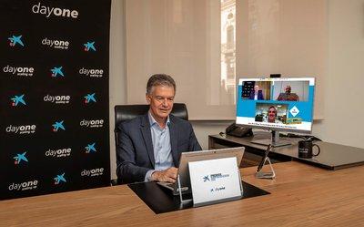 Xicu Costa, director territorial de CaixaBank en la Comunitat Valenciana