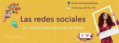 Las redes sociales  Impulsa Alicante