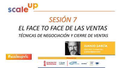SCALE UP 2021 - SESION 7