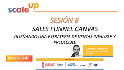 SCALE UP 2021 - SESION 8