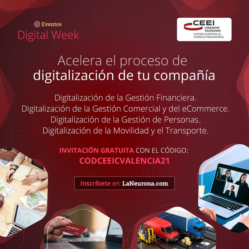 Digitalización de la Gestión Financiera
